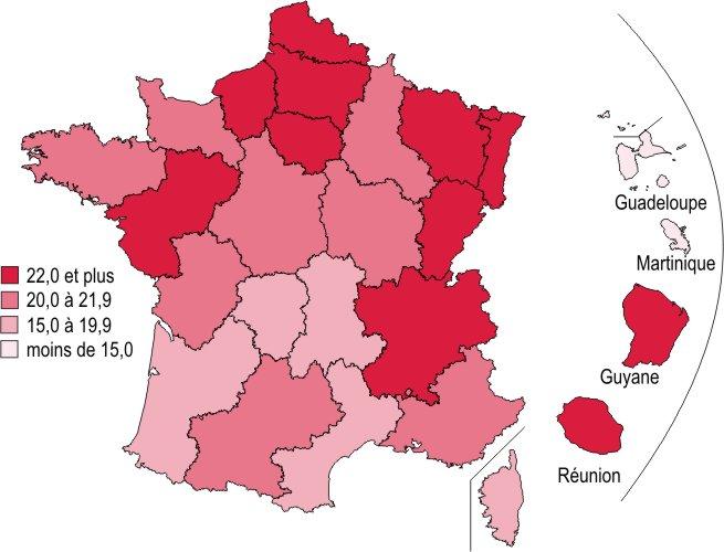 Les Villes Les Plus Tertiaire De France