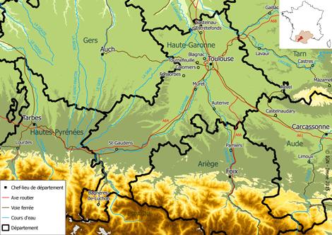 Panorama De La Haute Garonne Dynamisme Demographique Et Economique Insee Analyses Occitanie 9