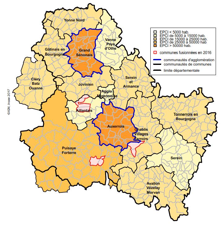 Département de l Yonne