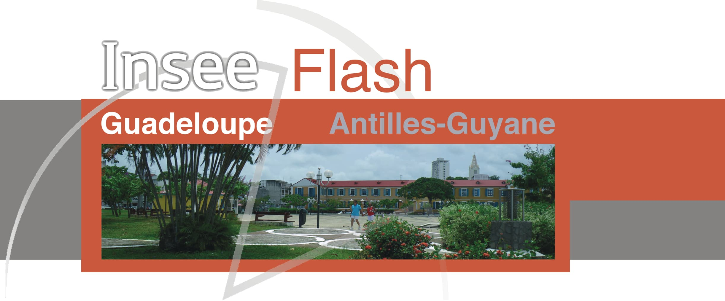 Insee Flash Guadeloupe