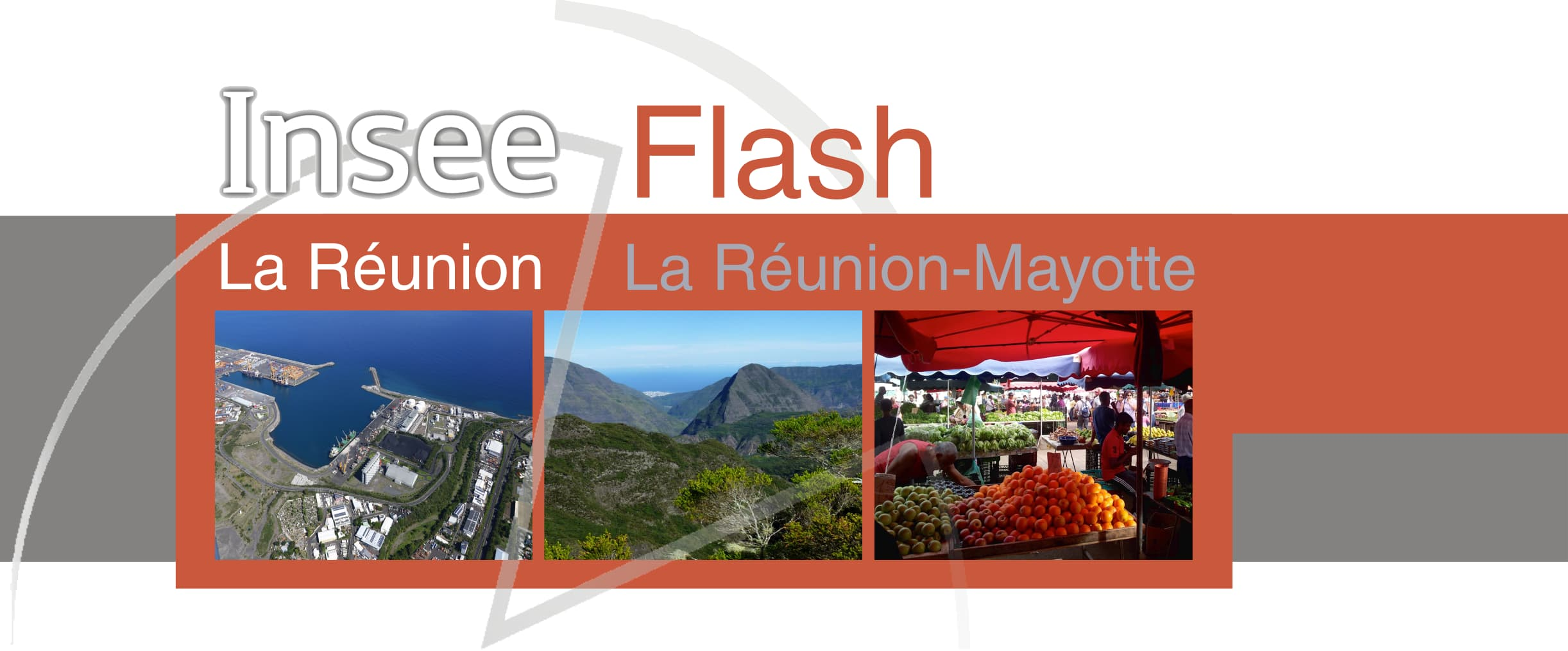 Insee Flash Réunion